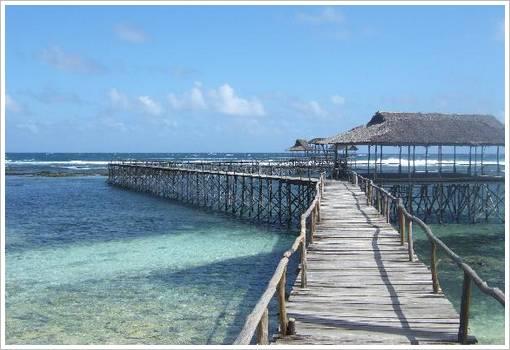 Siargao-island