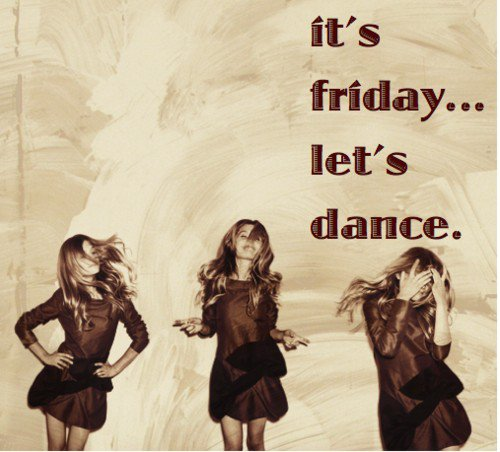 Friday let's dance